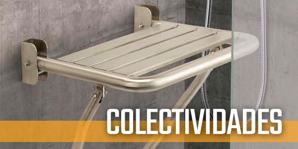 productos de baño para colectividades y ayuda
